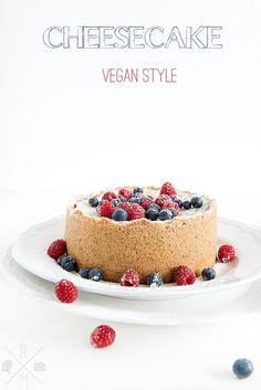 Cheesecake vegan style | relleomein.de