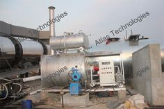 Asphalt batch mixing plant from Atlas Technologies, India available in capacities 80 tph, 120 tph and 160 tph.  Few advantages: Mixing unit with planetary gear box Better bag filter Control panel with PLC based software Unmatched product and service at unbeatable price. Proven product with more than 25 installations in 30 months.  #AsphaltBatchMixPlant #AsphaltBatchingPlants #AsphaltMixPlant #RoadConstructionEquipment