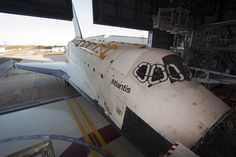 /by NASA #KSC #VAB #Atlantis #space #shuttle