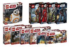 Nouveautés LEGO Star Wars The Last Jedi : les visuels officiels: En avant pour une série de visuels officiels des sets LEGO Star Wars… #LEGO