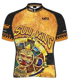 42b3ee505 Sun King Brewery Jersey at Bicycle Garage Indy. My Bike Jersey Design  Bicycle Garage
