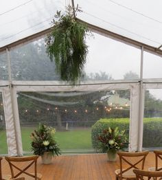 Ceremony spaces can be anything you wish for. When the rain plays it's cards you need to work with the space you have. South Coast Nsw, Special Day, Plays, Greenery, Nativity, Wedding Ceremony, Backdrops, Wedding Flowers, Planters