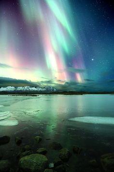 Northern Lights Coupon Book Otertinden Norway   Aurora Borealis  Pinterest  Aurora Borealis