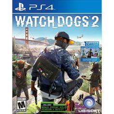 Watch Dogs 2 - PlayStation 4, UBP30512037