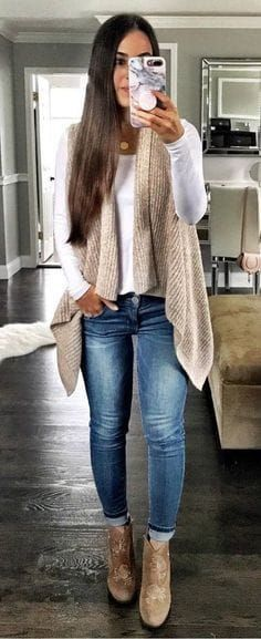 53a9f83f9d 45 Breathtaking Fall Outfits You Will Love   39  Fall  Outfits Moda Outfits