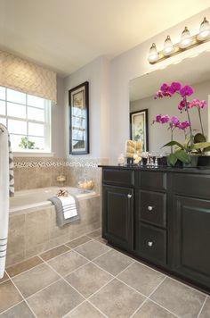 Good Idea for decor for Ryan Home Bathroom