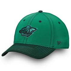 low priced 191b6 845a0 Men s Minnesota Wild Fanatics Branded Kelly Green St. Patrick s Day  Shamrock Speed Flex Hat, Your Price   27.99. NHL Caps   Hats