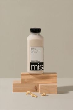 Misuko's Packaging Is As Fresh As The Juices