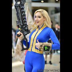 Sylvia Slays Cosplay - Fallout Sole Survivor - Cosplay - Fallout