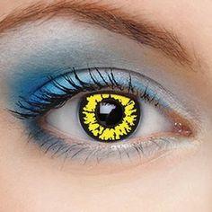 Werewolf of London Crazy Contact Lenses(pair)