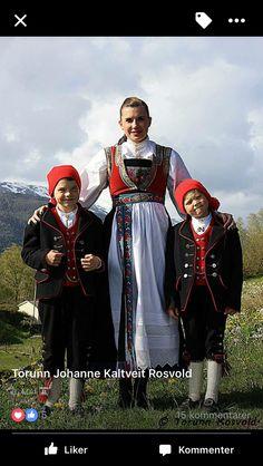 Bergen, Norway, Samurai, Westerns, Vest, Costumes, Clothes, Hardanger, Clothing