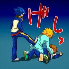 [Inazuma Eleven Go] ❤