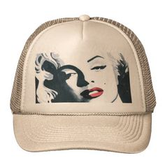 Marylin Trucker Hat