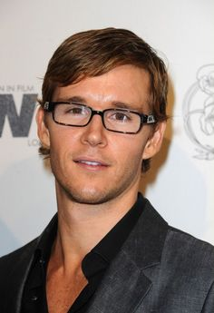 Ryan Kwanten --- Yay for boys with glasses.