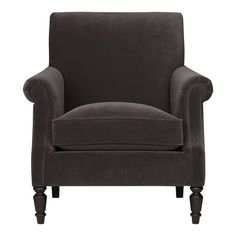 Suffolk Chair in Eco-Friendly Upholstered Furniture | Crate and Barrel