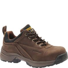 LT250 Carolina Women's ESD Safety Shoes - Brown