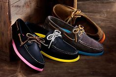 Sperry Top-Sider x Barneys
