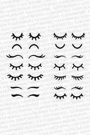 Eyelashes svg eyelashes unicorn vector clipart cut file eyelashes clip art cricut eyelashes s Wimpern SVG, Wimpern Einhorn Vektor, Clipart, Date… Ideas for embroidery eyes for stuffed animals 30 Stunning Open Storage Room Suggestions For Advanced Home E Doll Eyes, Doll Face, Cricut, Silhouette Png, Unicorn Birthday, Birthday Kids, Fabric Dolls, Fabric Doll Pattern, Doll Patterns