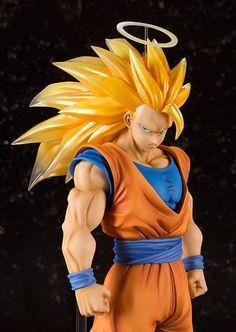 [BANDAI] Dragon Ball Z: Figura Figuarts ZERO EX do Goku SSJ3