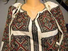 Folk Costume, Costumes, Folk Embroidery, Men Sweater, Traditional, Blouse, Sweaters, Fashion, Moda