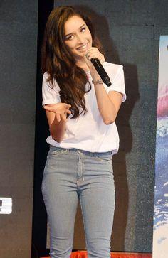 Shraddha Kapoor promoting Haider. #Bollywood #Fashion #Style #Beauty