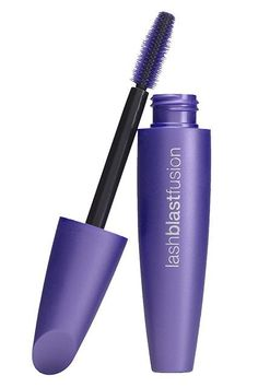 """""""There's no need to spend lots of money on mascara,"""" Gonzalez says. """"The LashBlast formula is amazing and adds lots of volume and length to your lashes. The Very Black shade is darker than a standard black formula and will make your eyes stand out. Add a few coats, and it will look like you have fake lashes.""""  CoverGirl LashBlast Mascara In Very Black, $6.99, available at Target."""