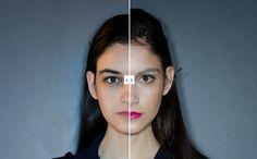SPFW: Confira as mudanças na modelo Isabela Mello, feitas por Fabiana Gomes, da MAC