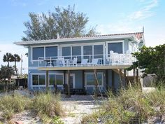 Anna Maria Vacation Rental - VRBO 443504 - 9 BR Anna Maria Island House in FL, The Blue Horizon- New, Luxury 9 Bedroom Direct Gulf Front-Pool