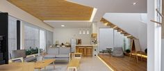 Gallery of Inset House / Delution architect - 28