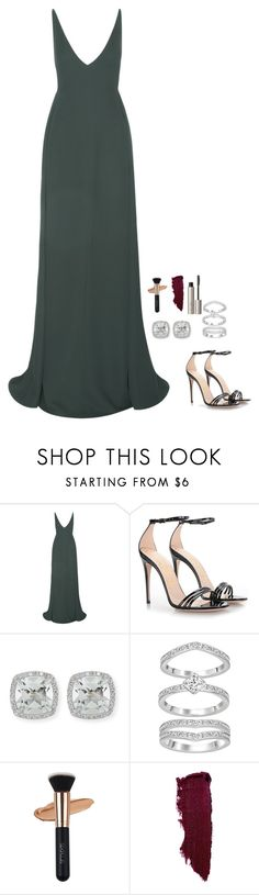 """""""Untitled #1165"""" by h1234l on Polyvore featuring Valentino, Gucci, Frederic Sage and Ilia"""