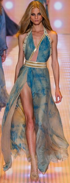 Versace Spring 2013 ♥✤ | Keep the Glamour | BeStayBeautiful
