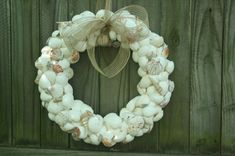 Our stunning Handprints in the Sand Seashell by HandmadeMomsLLC, $75.00