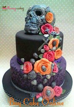 Buy Cake Online Cute Cakes Fancy Beautiful Amazing Gothic