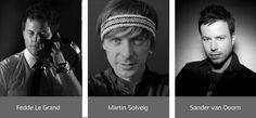 Line-Up Smirnoff presents Sensation Great Britain '11 | Sensation | Great-britain | News