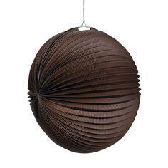 Brown Party Lanterns - OrientalTrading.com