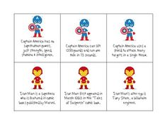 FREE Superhero Listening for Language: listening comprehension, paraphrasing, context clues, questions, summarizing