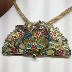 """Studio Jewelers on Instagram: """"We have some new Paula Crevoshay pieces in for a visit!  Come in and check them out soon while they're here!"""" Margarita, Jewelry Making, Product Launch, Shoulder Bag, Jewels, Studio, Unique, Check, Instagram"""