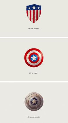 Evolution  Captain America