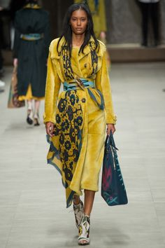 Burberry Prorsum Fall 2014 RTW - Review - Fashion Week - Runway, Fashion Shows and Collections - Vogue