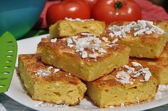 Placinta cu branza Feta si dovlecei Savoury Baking, Recipe For 4, Feta, Mousse, Tart, French Toast, Muffin, Pie, Breakfast