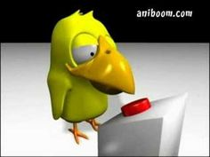 The Red Button - Funny Animation - YouTube