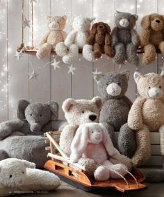 ❤ Stuffed Animals where did they all go?