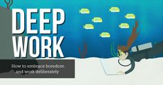 Deep Work: How to Focus and Resist Distractions