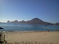VIEW FROM WORK AT CABOS SAN LUCAS