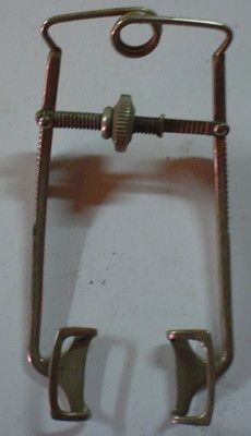 Antique Vintage Eye Lid Retractor Speculum Medical Surgical Instrument 1800s