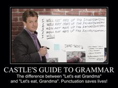 Castle's Guide To Grammar