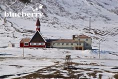 La Chiesa di Longyearbyen