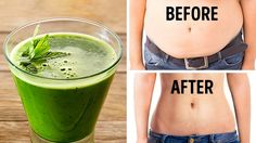 Bedtime Drink to Remove Belly Fat in a Single Night