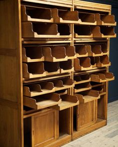 Oak Haberdashery Cabinet , Antique Cabinets & Storage, Drew Pritchard Cabinet Furniture, Wood Furniture, Furniture Design, Console Storage, Soap Display, Shop Fittings, Store Fixtures, Antique Cabinets, Architectural Antiques