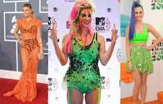 Click here to see seven awesome neon fashion disasters.